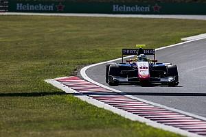 GP3 Отчет о гонке Алези выиграл гонку GP3 в Венгрии