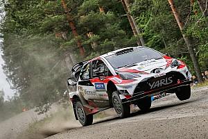 WRC レグ・レポート 【WRC】フィンランド3日目:ラッピ首位堅持。ラトバラはトラブル