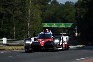 """Le Mans Últimas notícias Toyota admite que 3º carro em Le Mans foi """"desperdício"""""""