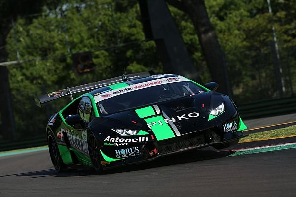GT Italiano Gara Super GT Cup-GT Cup: Negra e Desideri a segno in Gara 2 ad Imola