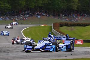 IndyCar Noticias Dixon admiró el rebase que le propinó Newgarden