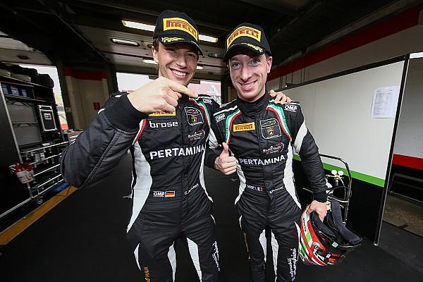 BSS Bortolotti ed Engelhart trionfano anche nella Main Race a Brands Hatch