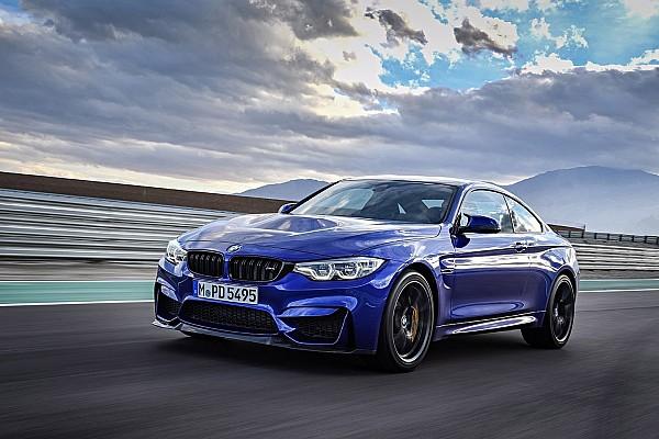 BMW M4 CS, se una M4 non vi basta