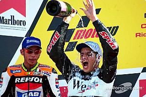 GALERIA: Todos os vencedores da MotoGP no GP de Valência