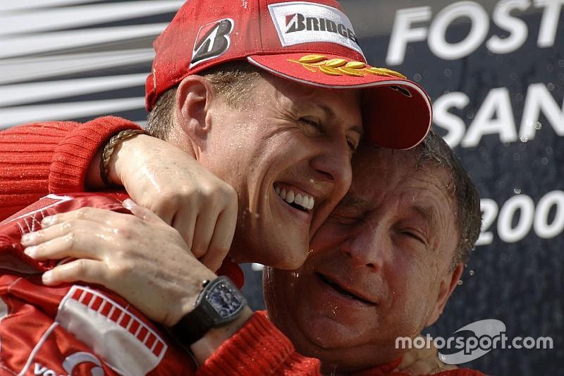 Jean Todt anlattı: Michael Schumacher'i özel yapan şey neydi?
