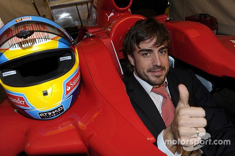 Dossier - Alonso et Ferrari, c'était un nouveau départ