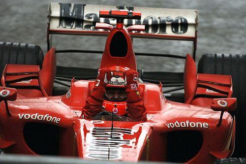 Há 14 anos, Schumacher vencia pela 91ª e última vez na F1 no GP da China