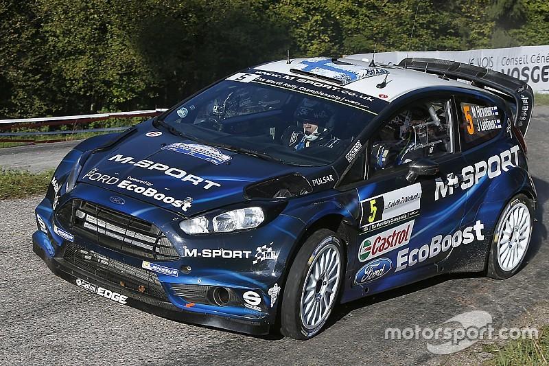 Fotogallery: tutte le livree che M-Sport ha usato nel WRC dal 2006 al 2019