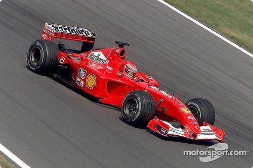 Amikor Ecclestone megfenyegette Schumachert, hogy megfosztja bajnoki címétől