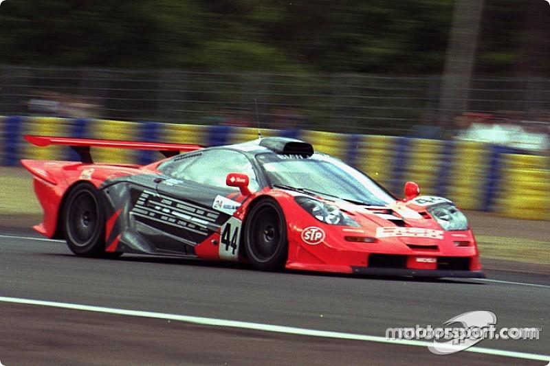 When McLaren took its Le Mans winner to Japan
