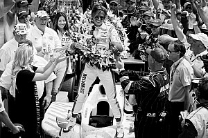Dan Wheldon entra nella Hall of Fame dell'Indianapolis Motor Speedway