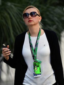Alina Altergot, GP-Promoter