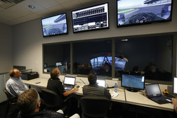 Ingenieure von Honda Performance Development Simulator