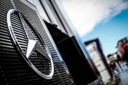 Логотип Mercedes-Benz F1