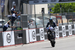 Loris Baz, Avintia Racing takes the checkered flag