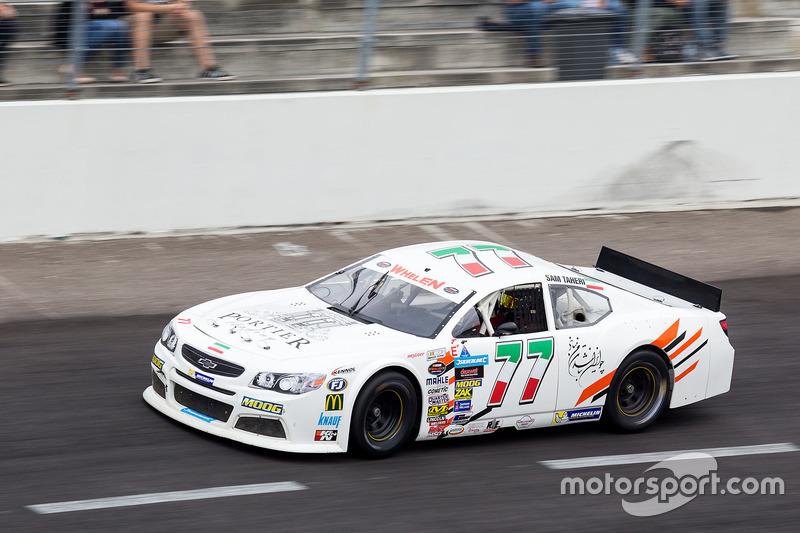 Meisam Taheri, Dog Racing Chevrolet