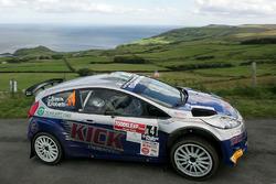 Craig Breen, Gareth Roberts, Ford Fiesta S2000