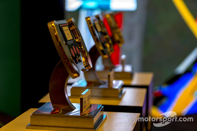3er lugar trofeo