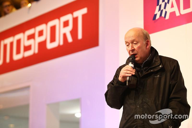 Nigel Roebuck es entrevistado por Henry Hope-Frost