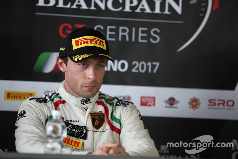 Polesitter: Marco Mapelli, Attempto Racing