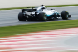 Валттери Боттас, Mercedes F1 W08