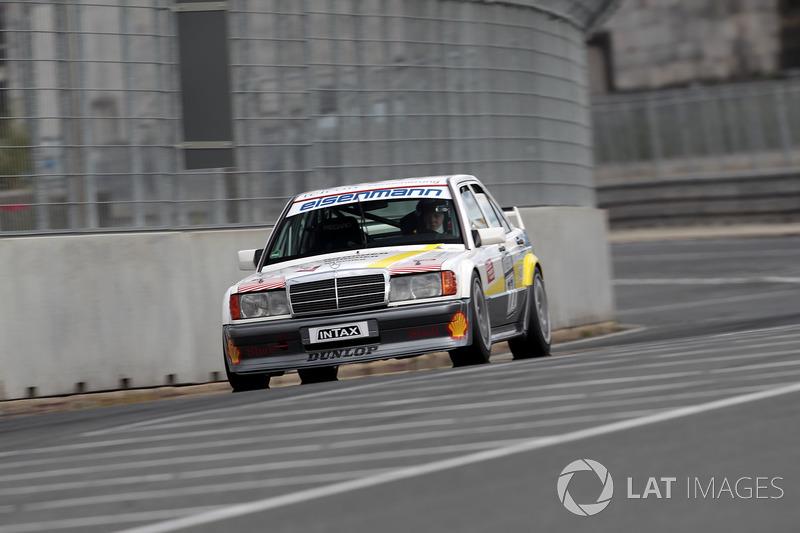 Thomas Weckerle, Mercedes 190 Evo1 DTC