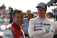 Tom Kristensen e Brendon Hartley