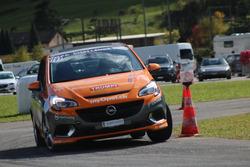 Sandro Fehr, Opel Corsa OPC, Flammer Speed Team, Rennen 2
