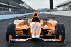 Машина Фернандо Алонсо, Andretti Autosport Honda