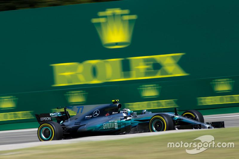 14º: Mercedes W08 (2017)