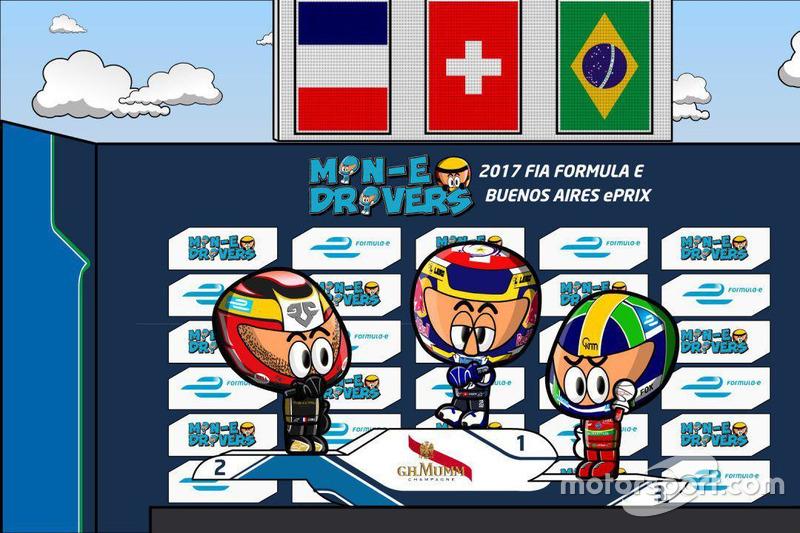 El ePrix de Buenos Aires 2016/2017 según 'Los MiniEDrivers'