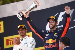 Подіум: Даніель Ріккардо, Red Bull Racing