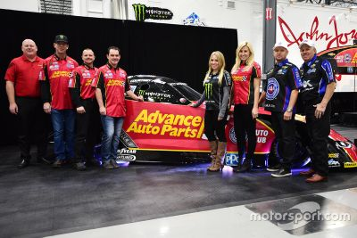 Courtney Force announcement