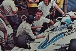 Giorgio Piola and Renzo Zorzi, Shadow Racing Team