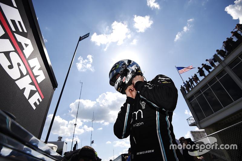 4. Josef Newgarden, Team Penske Chevrolet
