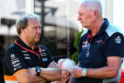 Robert Fernley, Sahara Force India F1 Team Deputy Team Principal with John Booth, Scuderia Toro Rosso Director of Racing