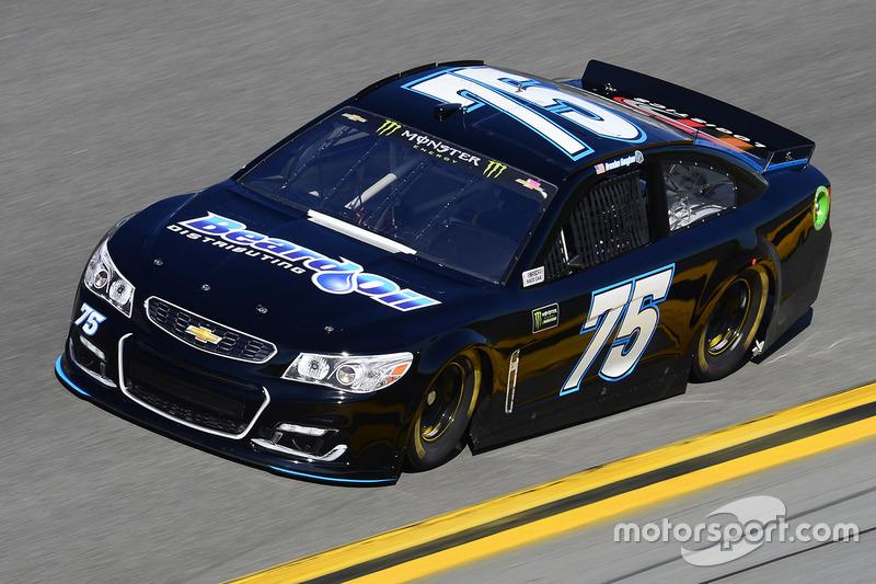 #75: Brendan Gaughan, Beard Motorsports, Chevrolet