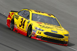 Michael McDowell, Front Row Motorsports, Ford Fusion Love's Travel Stops