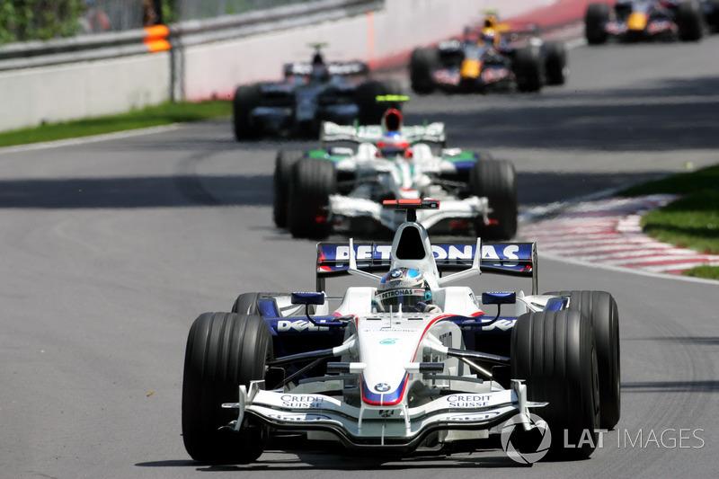 Nick Heidfeld – 33 GPs (China 2007 a Itália 2009)