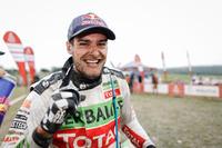 Ganador cuatrimotos Ignacio Casale