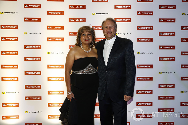 Bob Fernley, jefe de equipo de Force India