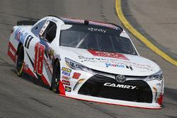 Kyle Benjamin, Joe Gibbs Racing, Toyota Camry Toyota Service Centers/Mobil 1