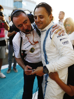 Paddy Lowe, Teknik Şef, Williams Formula 1, Felipe Massa, Williams