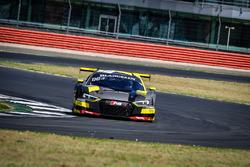 #17 Belgian Audi Club Team WRT Audi R8 LMS: Stuart Leonard, Marcel Fässler, Sheldon van der Linde