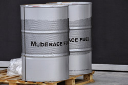 Mobil fuel cans