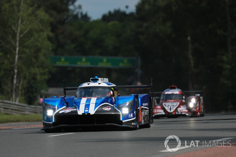9: #6 CEFC TRSM RACING Ginetta G60-LT-P1: Oliver Rowland, Alex Brundle, Oliver Turvey, 3'23.757