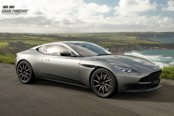 Aston Martin DB11 dans Gran Turismo Sport