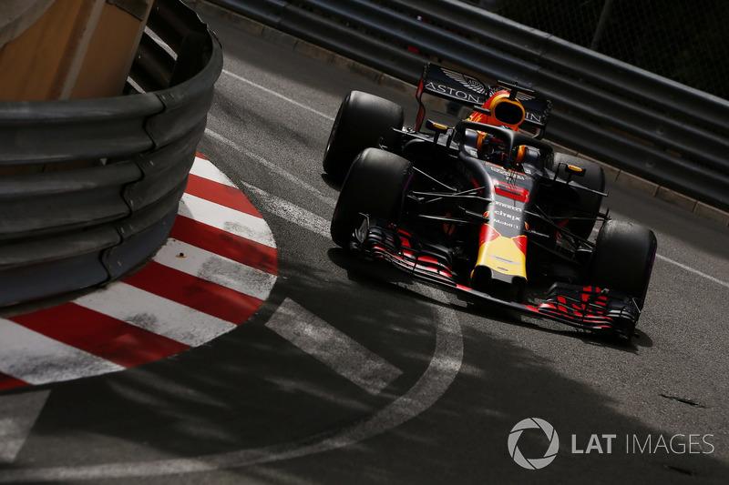 Daniel Riccardo, Red Bull Racing RB14