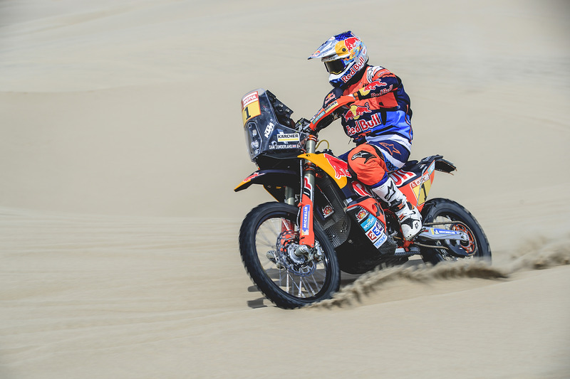 #1 Red Bull KTM Factory Racing KTM: Sam Sunderland