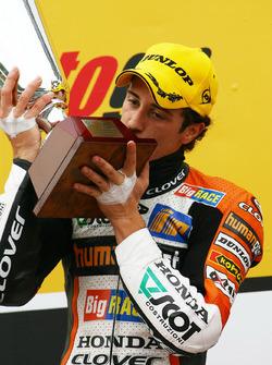 1. Andrea Dovizioso, Honda